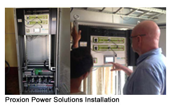 Proxion Power Solutions Installation
